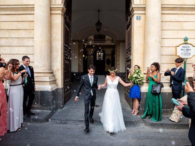 Il matrimonio di Matteo e Laura a Caltagirone, Catania 34