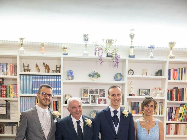 Il matrimonio di Marco e Ilenia a Erbusco, Brescia 4