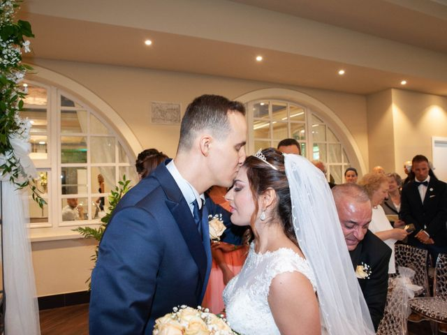 Il matrimonio di Marco e Ilenia a Erbusco, Brescia 9