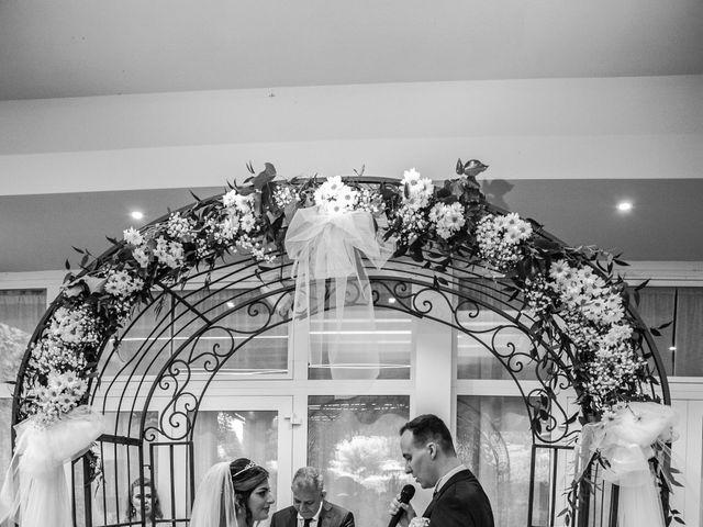 Il matrimonio di Marco e Ilenia a Erbusco, Brescia 10