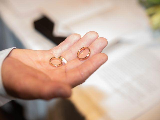 Il matrimonio di Marco e Ilenia a Erbusco, Brescia 12