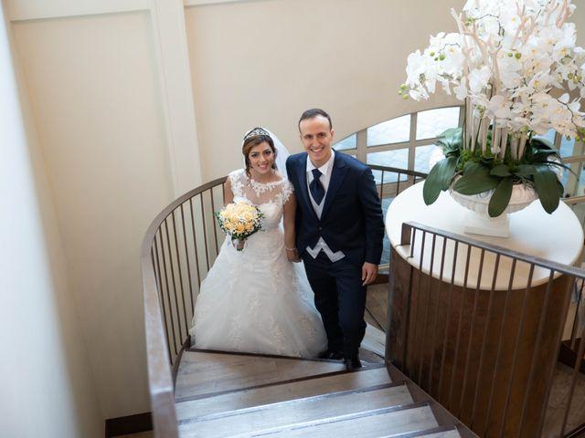Il matrimonio di Marco e Ilenia a Erbusco, Brescia 14