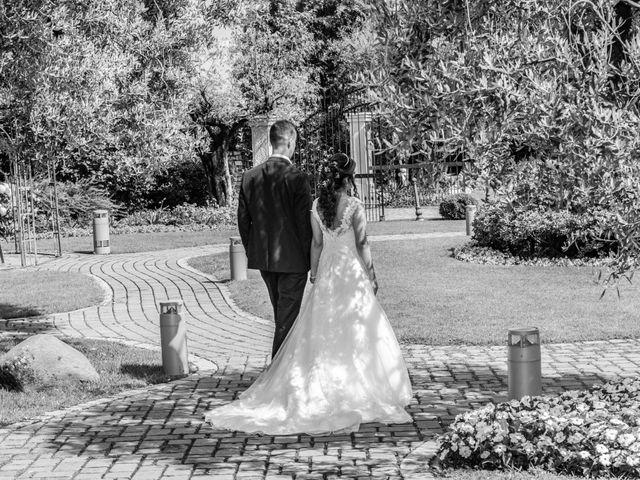 Il matrimonio di Marco e Ilenia a Erbusco, Brescia 16