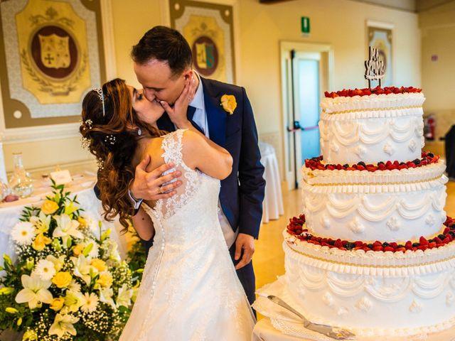 Il matrimonio di Marco e Ilenia a Erbusco, Brescia 22