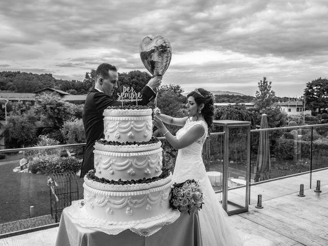 Il matrimonio di Marco e Ilenia a Erbusco, Brescia 23