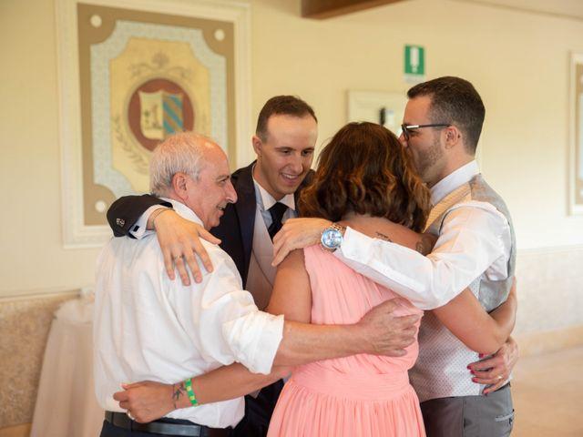 Il matrimonio di Marco e Ilenia a Erbusco, Brescia 25