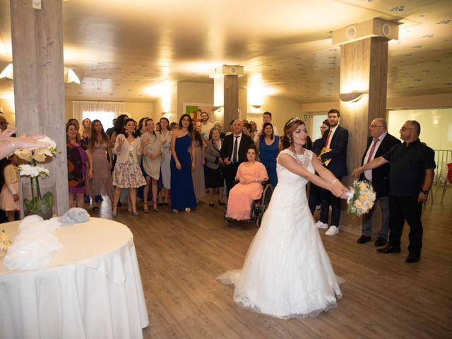 Il matrimonio di Marco e Ilenia a Erbusco, Brescia 27