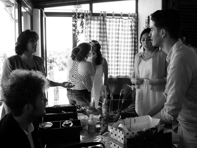 Il matrimonio di Luca e Daniela a Ustica, Palermo 9