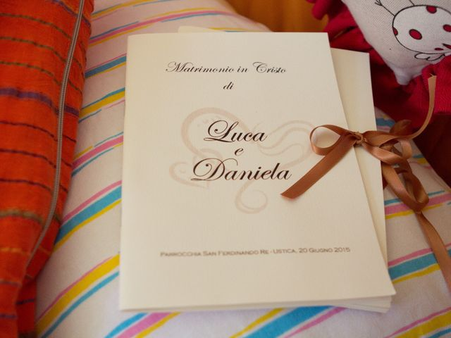 Il matrimonio di Luca e Daniela a Ustica, Palermo 11