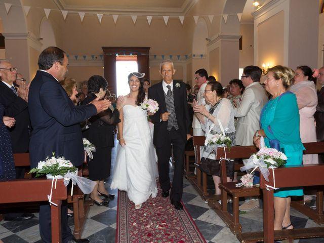 Il matrimonio di Luca e Daniela a Ustica, Palermo 19