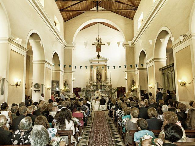 Il matrimonio di Luca e Daniela a Ustica, Palermo 20