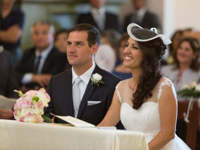 Il matrimonio di Luca e Daniela a Ustica, Palermo 21