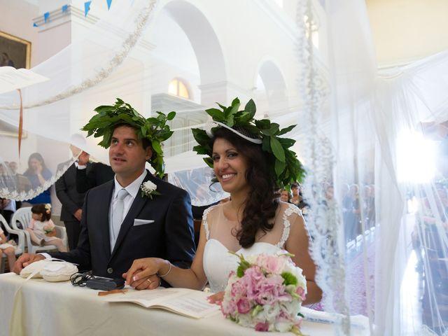 Il matrimonio di Luca e Daniela a Ustica, Palermo 26