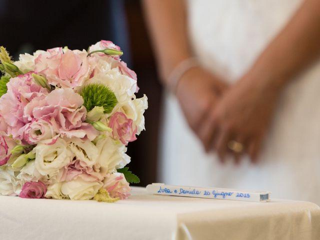 Il matrimonio di Luca e Daniela a Ustica, Palermo 27