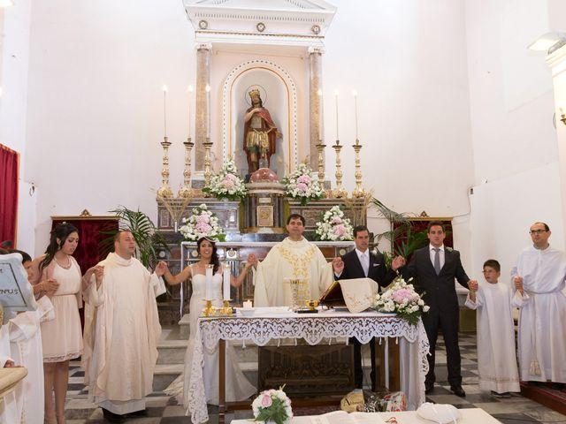 Il matrimonio di Luca e Daniela a Ustica, Palermo 28