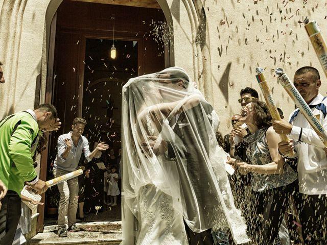 Il matrimonio di Luca e Daniela a Ustica, Palermo 29