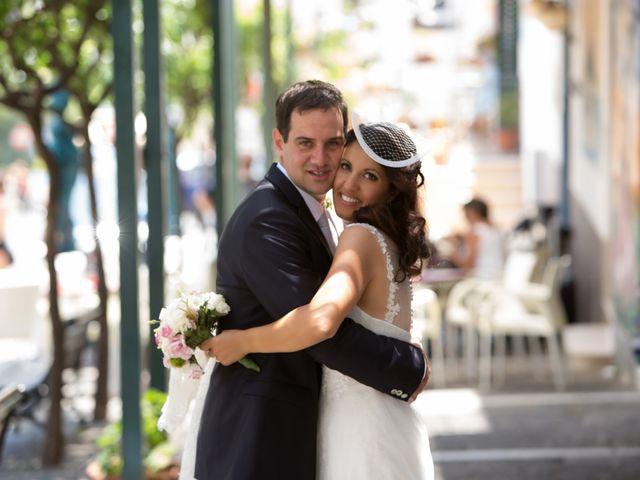 Il matrimonio di Luca e Daniela a Ustica, Palermo 37