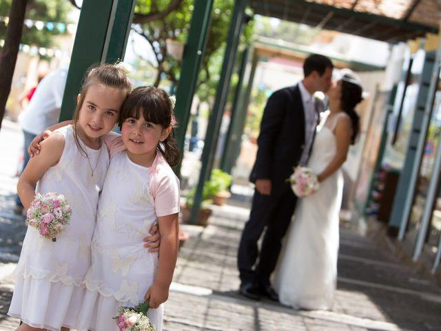 Il matrimonio di Luca e Daniela a Ustica, Palermo 38