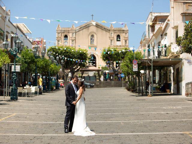 Il matrimonio di Luca e Daniela a Ustica, Palermo 46
