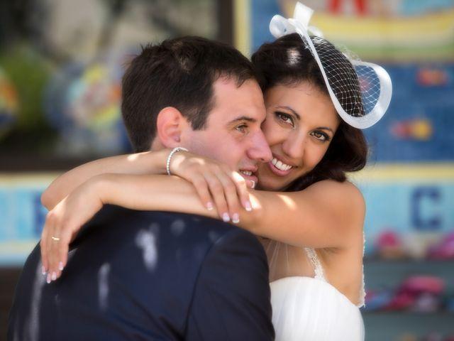 Il matrimonio di Luca e Daniela a Ustica, Palermo 48