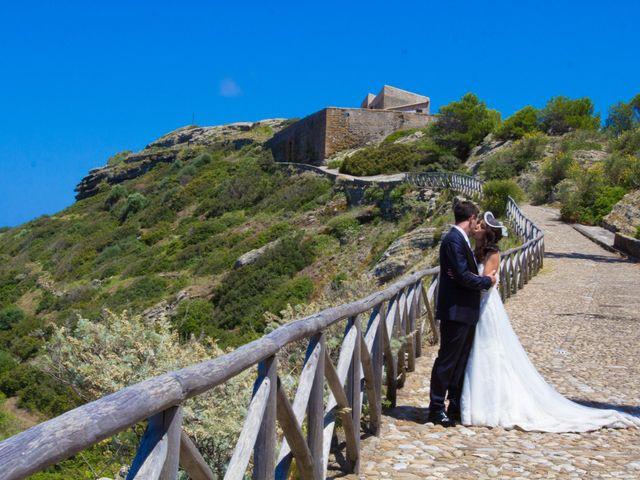 Il matrimonio di Luca e Daniela a Ustica, Palermo 52
