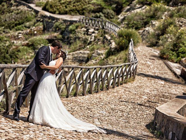 Il matrimonio di Luca e Daniela a Ustica, Palermo 53
