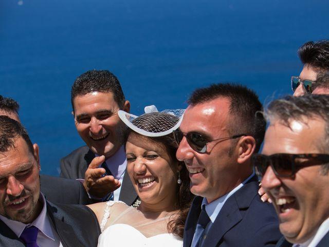 Il matrimonio di Luca e Daniela a Ustica, Palermo 54