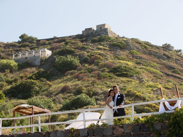 Il matrimonio di Luca e Daniela a Ustica, Palermo 56