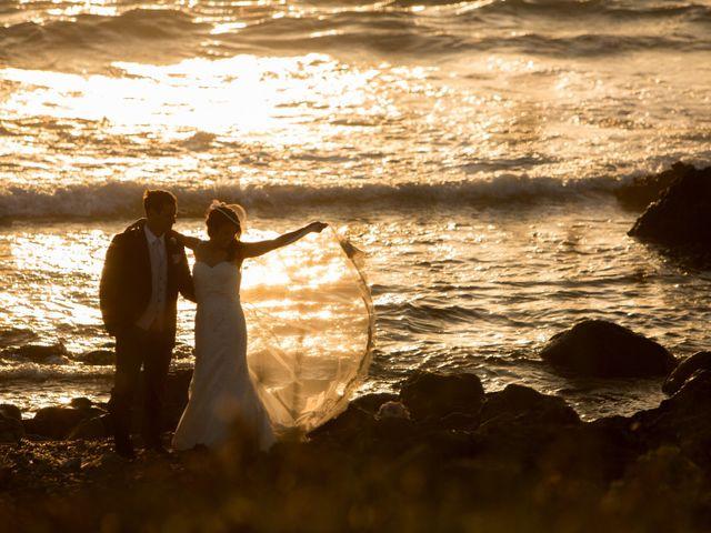 Il matrimonio di Luca e Daniela a Ustica, Palermo 57