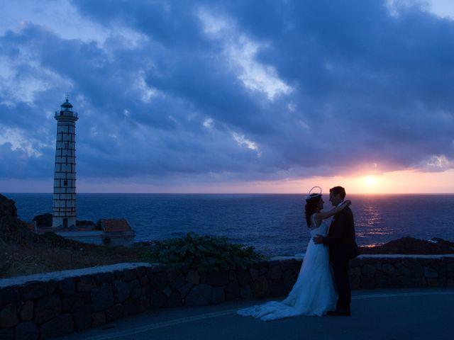 Il matrimonio di Luca e Daniela a Ustica, Palermo 59
