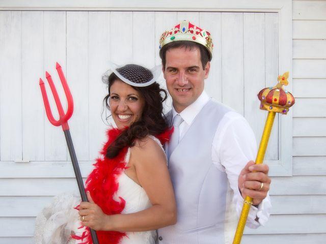 Il matrimonio di Luca e Daniela a Ustica, Palermo 61