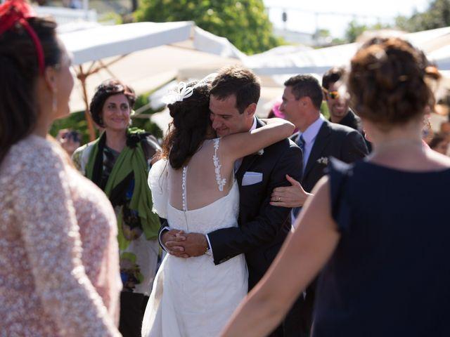 Il matrimonio di Luca e Daniela a Ustica, Palermo 62