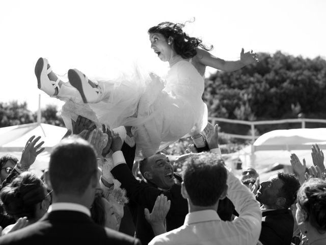 Il matrimonio di Luca e Daniela a Ustica, Palermo 64