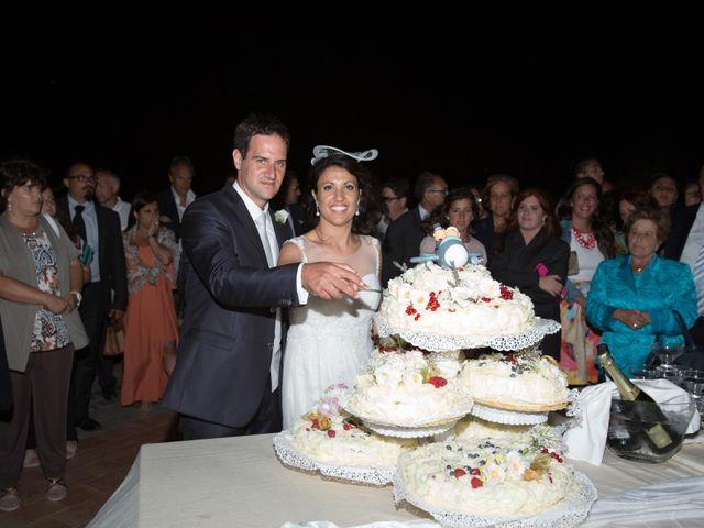 Il matrimonio di Luca e Daniela a Ustica, Palermo 66