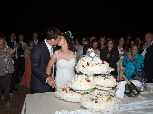 Il matrimonio di Luca e Daniela a Ustica, Palermo 67
