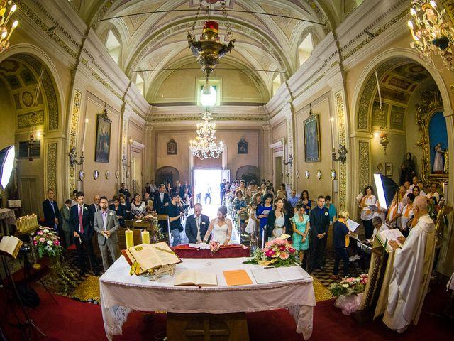 Il matrimonio di Roberto e Vittoria a Medesano, Parma 40