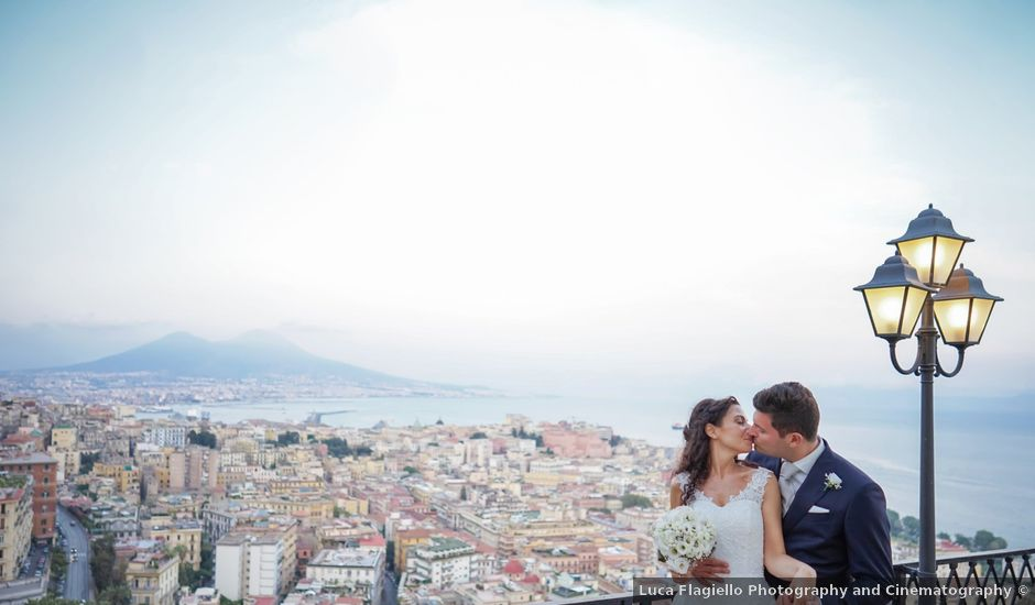 Il matrimonio di Ilenia e Enrico a Napoli, Napoli