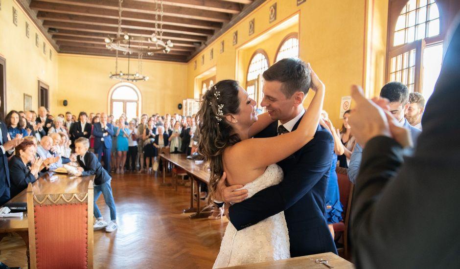 Il matrimonio di Daniele e Cristina a Trieste, Trieste
