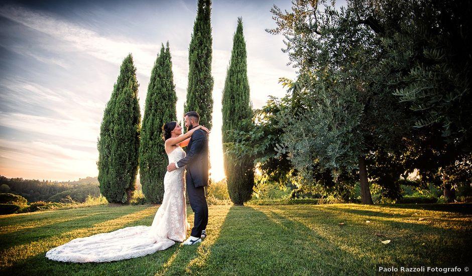 Il matrimonio di Mirko e Elisa a Massarosa, Lucca