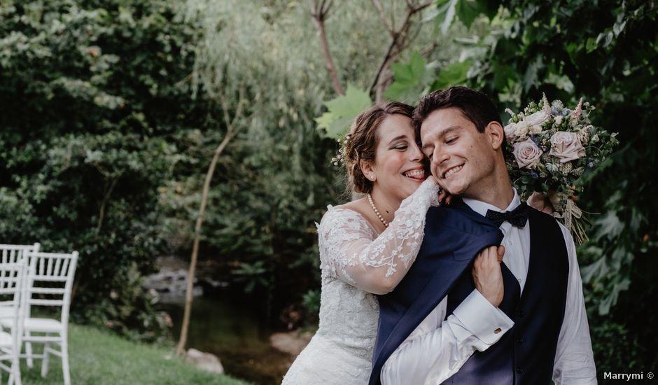 Il matrimonio di Matteo e Marina a Clivio, Varese
