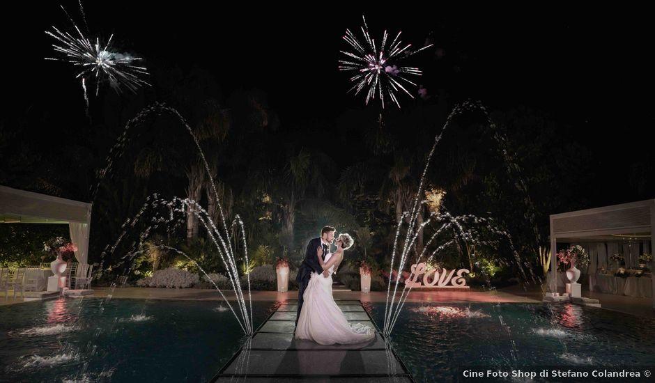 Il matrimonio di Antonio e Marina a Sonnino, Latina
