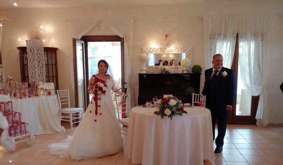Il matrimonio di Raffaele e Alessandra a Roma, Roma