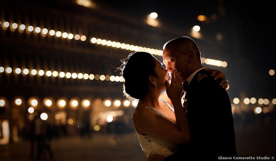 Il matrimonio di Ike e Faye a Venezia, Venezia