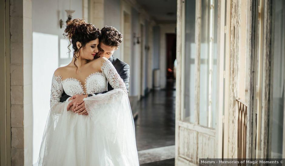 Il matrimonio di Nanni e Graziana a Ragusa, Ragusa
