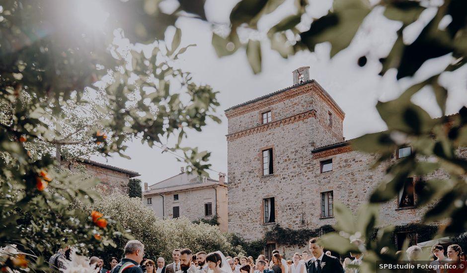 Il matrimonio di Francesca e Roberto a Piacenza, Piacenza