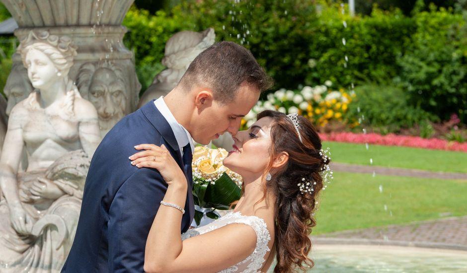 Il matrimonio di Marco e Ilenia a Erbusco, Brescia