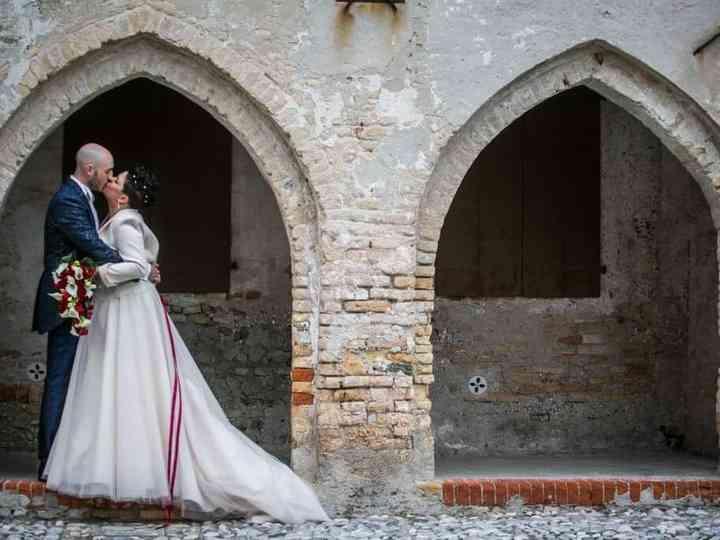 Le nozze di Eva e Adriano