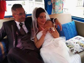 Le nozze di Monica e Salvatore