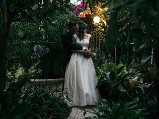 Le nozze di Veronica Cau e Francesco Fiori
