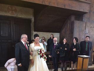 Le nozze di Eva e Adriano 1
